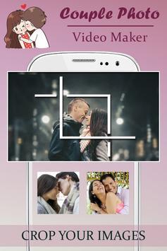 Couple Photo Video Maker screenshot 1