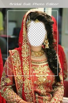 Bridal Suit Photo Editor screenshot 1