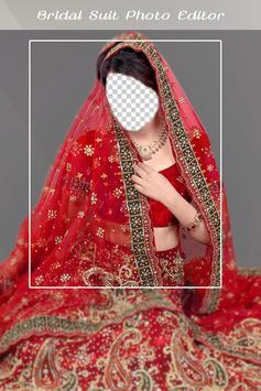 Bridal Suit Photo Editor screenshot 2