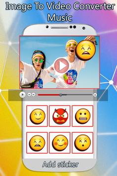 Image To Video Converter Music screenshot 2
