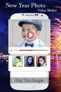 New Year Video Maker screenshot 2