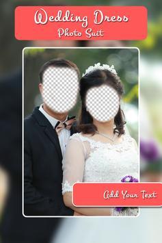 Wedding Dress Photo Suit screenshot 3