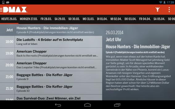 Dmax App