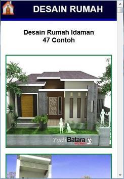 Desain Rumah Idaman screenshot 5