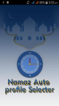 Prayer Auto Profile Selector poster