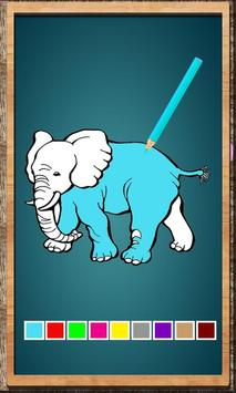 The Kids Coloring Book apk screenshot