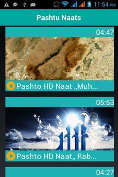 Pashtu Naats Collections apk screenshot