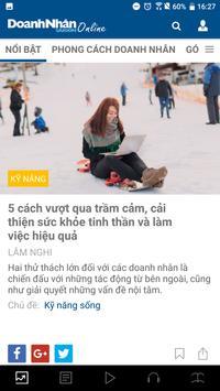 Doanh Nhân Sài Gòn Online poster