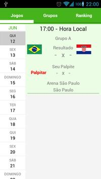 Guru da Copa apk screenshot