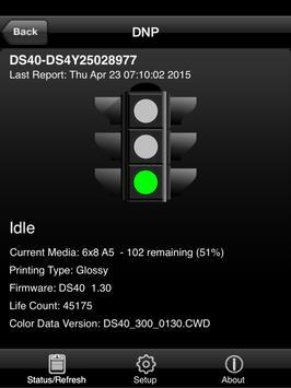 WPS Status apk screenshot