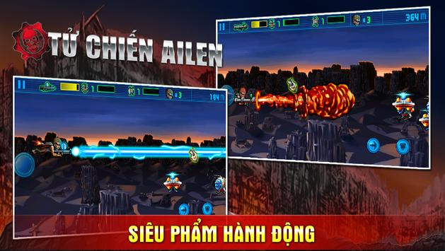 Tu Chien Ailen - Game Ban Sung apk screenshot