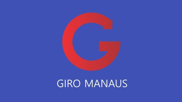 Giro Manaus poster