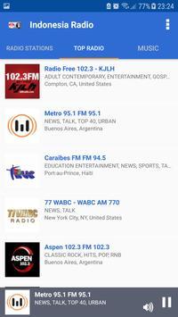 Indonesia Radio - Radio Online apk screenshot