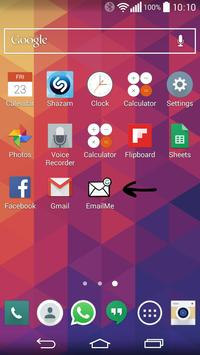 Email Me - Fast Share & Notes apk screenshot