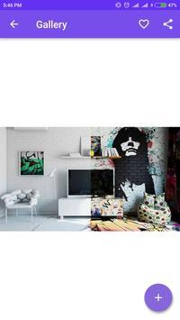 Teenage Graffiti Bedroom screenshot 4