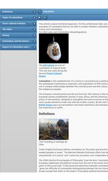 International relations theory apk screenshot