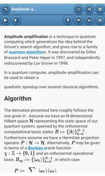 Quantum information science screenshot 1