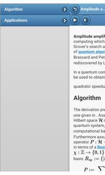 Quantum information science screenshot 2