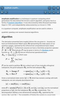 Quantum information science screenshot 9
