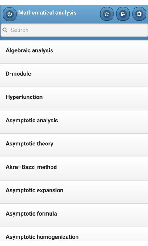 Mathematical analysis for Android - APK Download