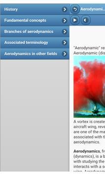Aerospace engineering apk screenshot