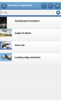 Aerospace engineering screenshot 3