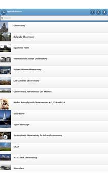 Optical devices screenshot 4