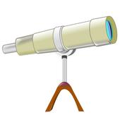 Telescopes icon