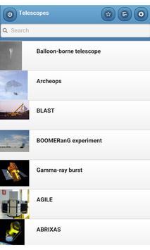 Telescopes poster