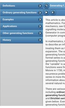 Polynomials apk screenshot