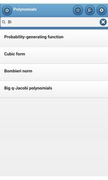 Polynomials screenshot 3
