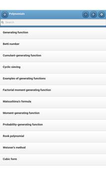 Polynomials screenshot 8