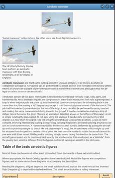 Aerobatics apk screenshot