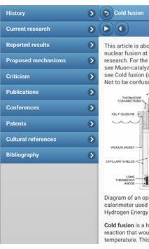 Nuclear physics apk screenshot