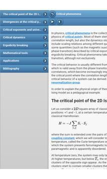 Statistical mechanics apk screenshot