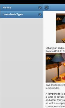 Sources of light apk screenshot