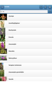 Orchids apk screenshot
