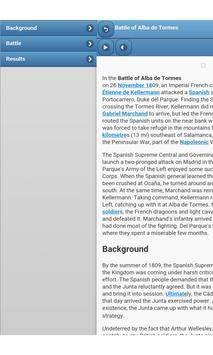 Battles of napoleonic wars screenshot 10