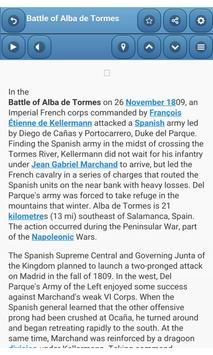 Battles of napoleonic wars apk screenshot