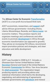 Economic development apk screenshot