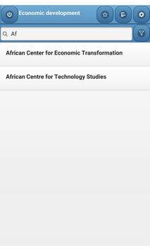 Economic development screenshot 3