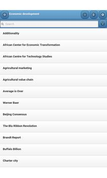 Economic development screenshot 8