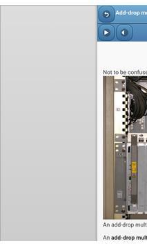 Telecommunications equipment screenshot 2
