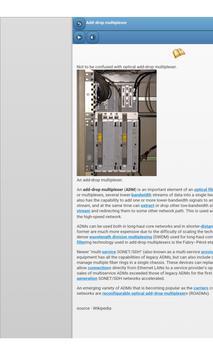 Telecommunications equipment screenshot 6
