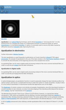 Signal processing apk screenshot