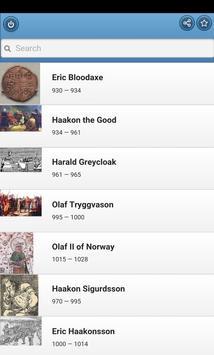 Kings of Norway poster