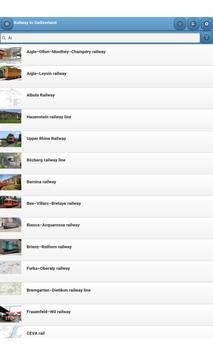 Railway in Switzerland screenshot 7