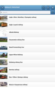 Railway in Switzerland screenshot 8