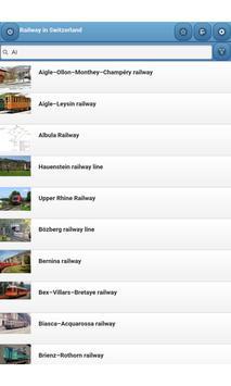 Railway in Switzerland screenshot 11