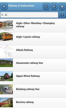 Railway in Switzerland screenshot 3